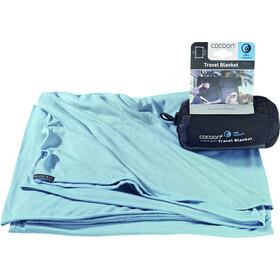 Cocoon Travel Blanket CoolMax, blu